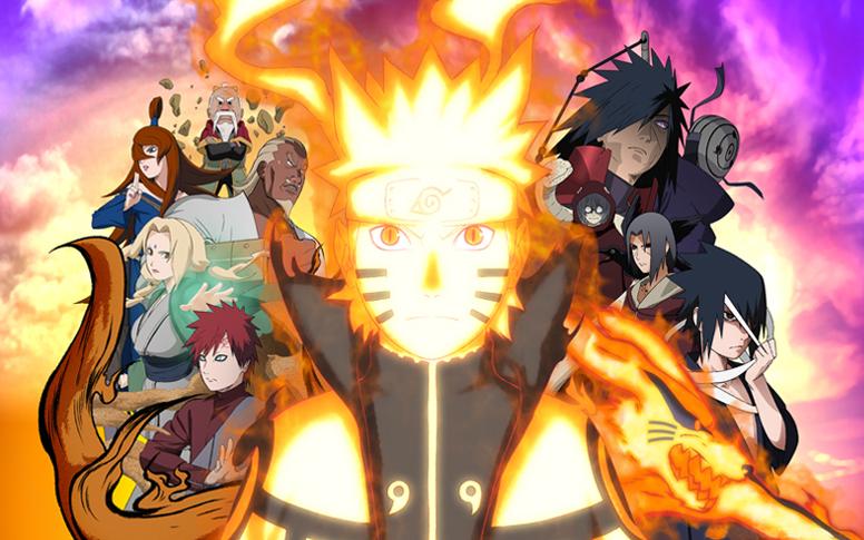 Naruto นารูโตะ ดูนารูโตะ ดูโบรูโตะ