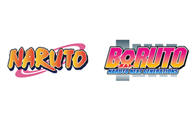 Logo Naruto Boruto นารูโตะ โบรูโตะ